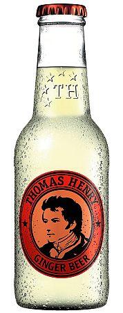 Thomas Henry Ginger Beer 0% 0,2l