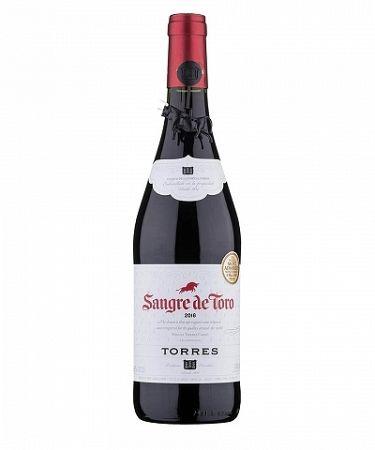 Torres Sangre de Toro červené 0,75l