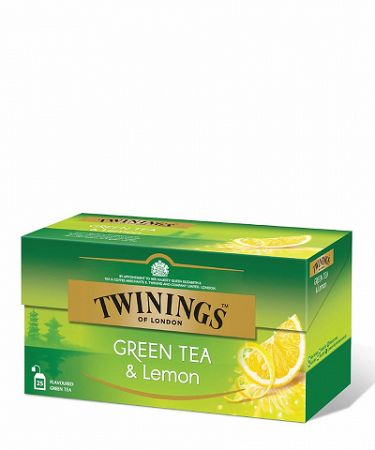 Twinings Green Tea&Lemon 50g