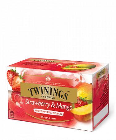 Twinings Strawberry&Mango 50g