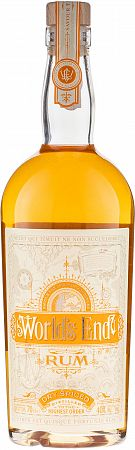World's End Rum TDry Spiced Spirit 40% 0,7l