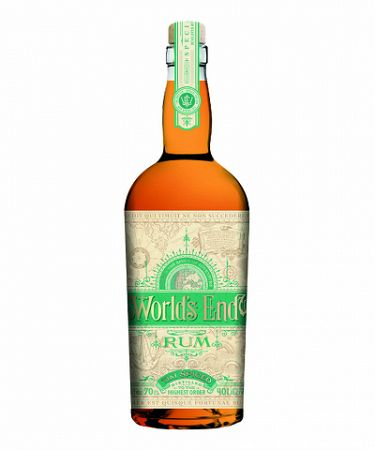 World's End Rum Tiki Spiced 0,7L (40%)