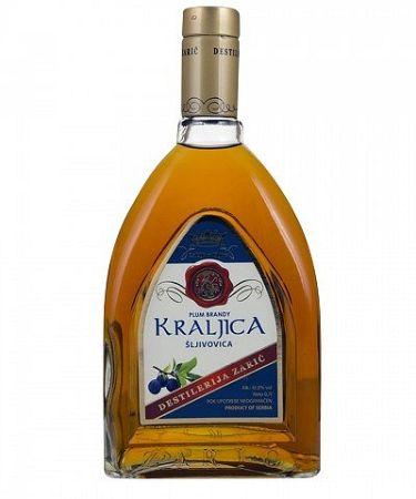 Zarić – destilát zo sliviek 0,7l (42%)